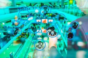 Los comercios recurren a la comodidad, el reconocimiento por voz y la inteligencia artificial para mejorar sus ventas
