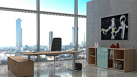 Los cuatro imprescindibles del despacho perfecto