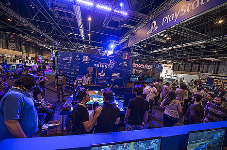 Los juegos indies de PlayStation®Talents estarán en Madrid Games Week