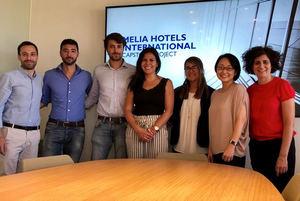 Los jóvenes talentos del proyecto global Capstone Consulting Project concluyen su estancia en Meliá Hotels International tras tres meses en la compañía y un reto superado