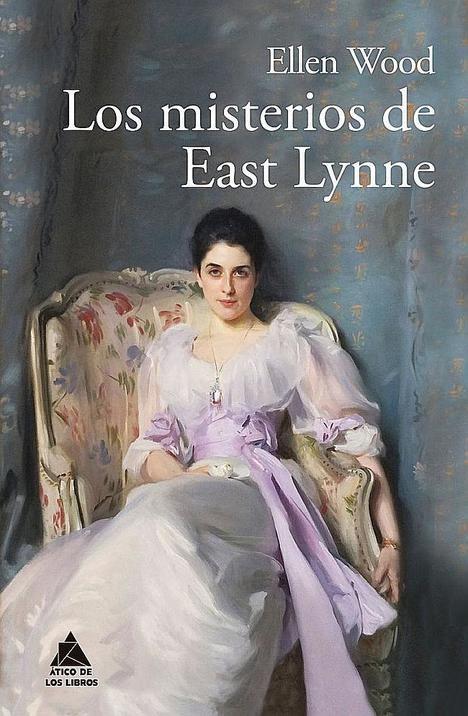 Los misterios de East Lynne, de Ellen Wood