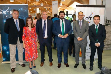 Los operadores locales reivindican su capacidad tecnológica con la Feria nacional AOTEC