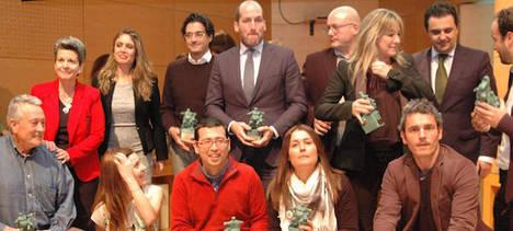 Buber Sariak 2016 galardona a las mejores webs y apps vascas