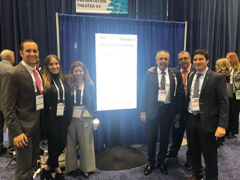 Los proyectos ganadores del programa FIPSE-ACI continúan trabajando tras participar en la Bio2018 en Boston