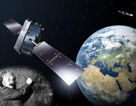 Los satélites de Galileo demuestran la teoría de la relatividad de Einstein con una precisión sin precedentes