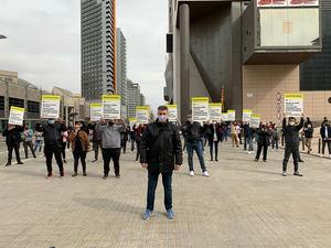 Los trabajadores del juego advierten que la Generalitat continúa poniendo en peligro el futuro de 8.000 trabajadores