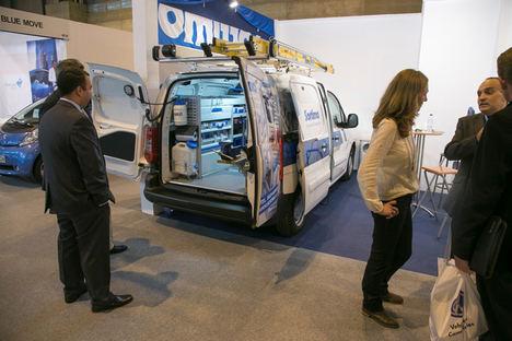 Los vehículos comerciales protagonistas de la oferta de MADRID AUTO PROFESIONAL