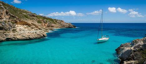 Los veleros en Ibiza como alternativa al hotel