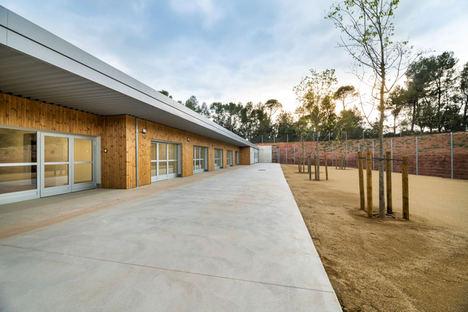Loxone automatiza la residencia y escuela de la Fundación Ampans