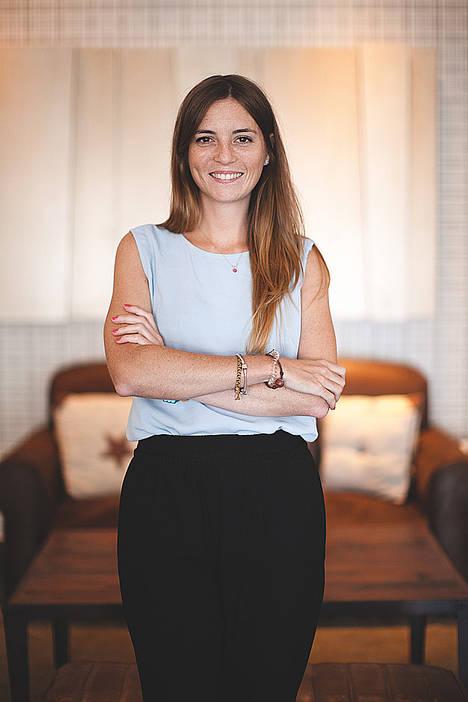 Lucía Caro, abogada de Gaona Abogados.