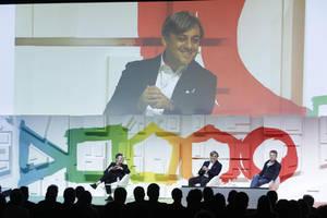 """Luca de Meo: """"Queremos ser un actor clave en el desarrollo de la nueva movilidad urbana inteligente"""