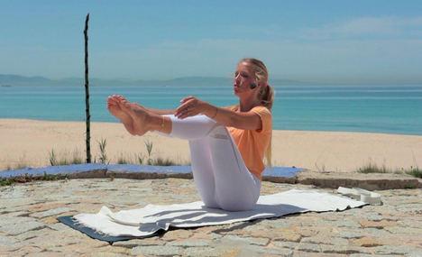 Nace TheClassYoga, el primer estudio de yoga online en español