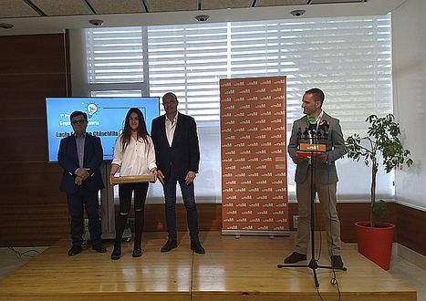 Lucia Formoso, 1º Premio 2ºCategoria.