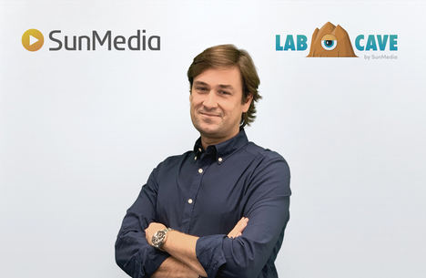 SunMedia nombra a Luis Bertó como Managing Director de Lab Cave