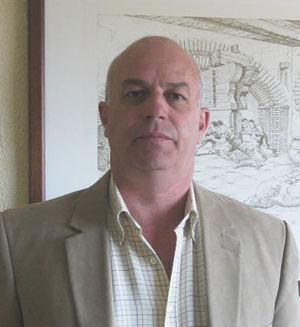 Luis Carlos Valero, gerente y portavoz de ASAJA-Jaén.