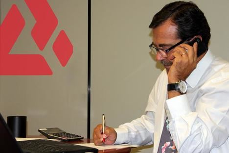 Luis Collado López, director general de COVAMA.