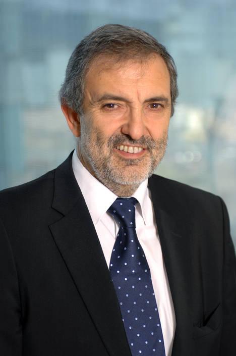 Luis Miguel Gilpérez. Presidente de Telefónica España