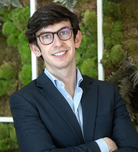 Luis Montañés Sánchez, New Horizon Technologies.