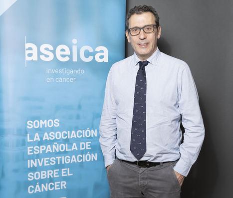 Luis Paz-Ares, ASEICA.