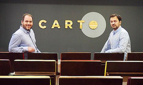 CARTO nombra a Luis Sanz como nuevo CEO