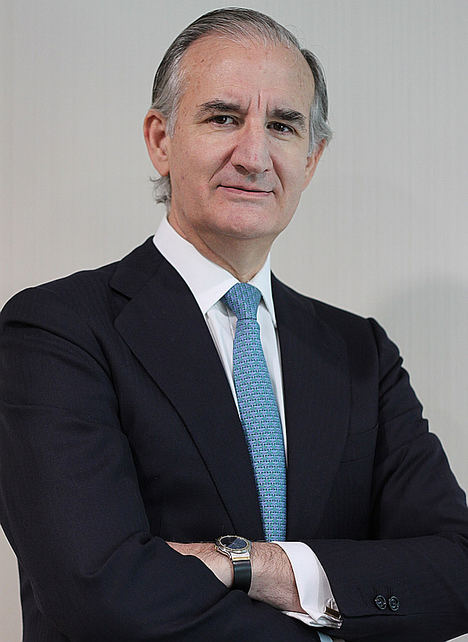 Luis Villarroya, presidente de TECNIBERIA.