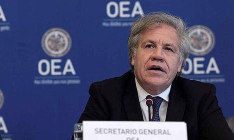 Luis Almagro, Secretario General de la OEA pretende asfixiar a Nicaragua