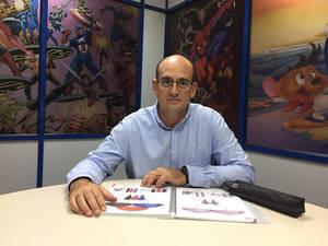 Luis Casas, director general de Perletti España.