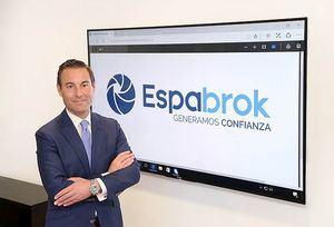 Luis López Visús, director general de Espabrok.