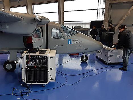 Luz verde para las pruebas de vuelo del Targus de Indra, uno de los mayores drones civiles de Europa