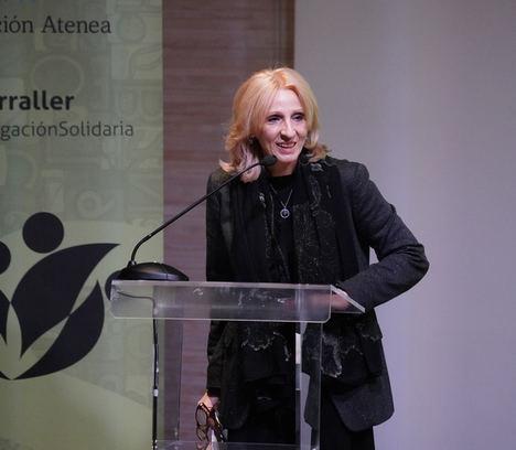 La socióloga Mª Teresa López, nombrada directora ejecutiva de Fundación Atenea