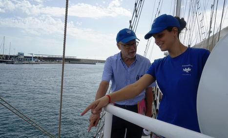 M. Toharia y G. García dirigirán el programa temático de la I Travesía Planeta Azul.