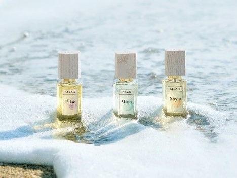 MAAR, la primera marca de perfumería natural y cosmética marina
