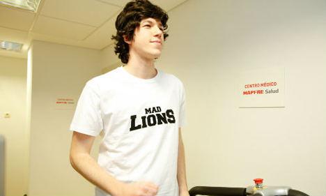 MAD LIONS E.C. y MAPFRE apuestan por la salud en los esports