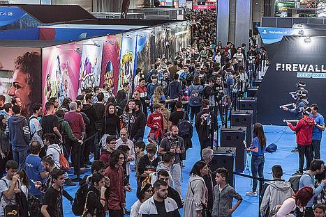 Las principales compañías de videojuegos anuncian su participación en Madrid Games Week 2019