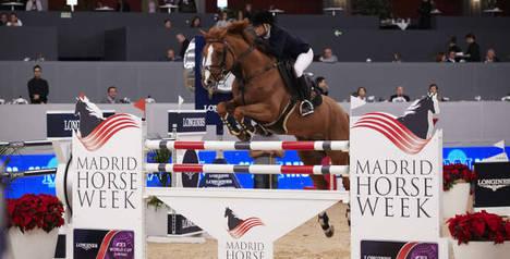 Madrid Horse Week, la gran cita hípica del año para disfrutar del mundo del caballo