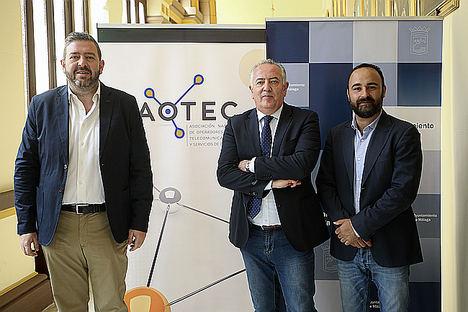 La Feria Aotec reunirá en Málaga a 119 empresas de telecomunicaciones para la transformación digital