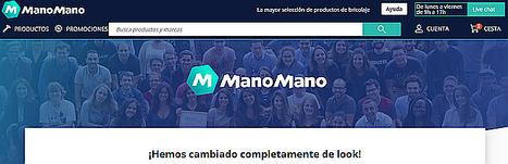 ManoMano cambia de look