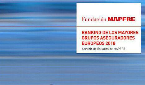 MAPFRE ocupa el sexto puesto entre las mayores aseguradoras europeas No Vida en 2018