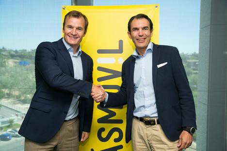 Másmóvil y Ericsson firman un acuerdo estratégico para la evolución de su red core y servicios de gestión, soporte y fibra