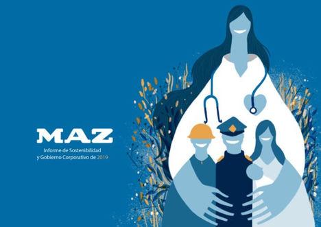 MAZ continúa comprometida con la salud y el bienestar, el trabajo decente y el crecimiento económico y las alianzas para lograr los ODS