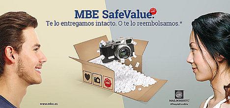 Los clientes de Mail Boxes Etc. pueden cubrir el valor total de sus envíos con MBE SafeValue