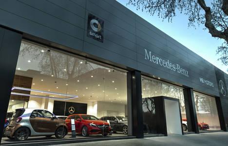 MB Motors La Maquinista: Un nuevo sistema de atención al cliente de MERCEDES-BENZ