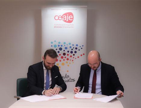 MC360 se alía con la Confederación Española de Asociaciones de Jóvenes Empresarios para el impulso de la medicina capilar a nivel nacional