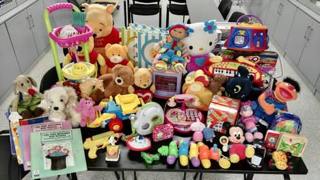 Más de 50 centros de MC MUTUAL recogen juguetes para distintas entidades solidarias