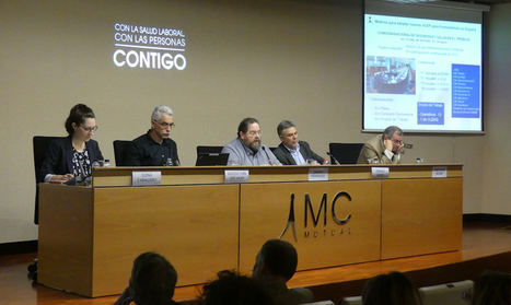 MC MUTUAL realiza una jornada sobre el formaldehído y su toxicidad en Barcelona