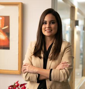 Mª Dolores Jiménez Guerrero, coordinadora del área de derecho bancario de Roca Junyent-Gaona y Rozados abogados.