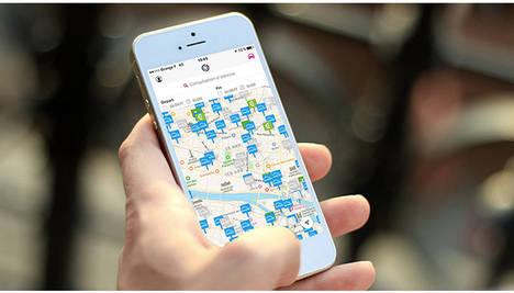 La aplicación de movilidad Free2Move, disponible en Francia y en España