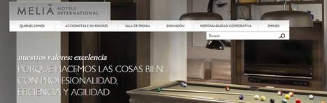 Meliá Hotels International será la primera cadena hotelera en vender habitaciones durante Black Friday en Amazon
