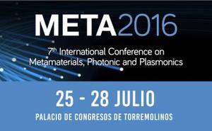 Torremolinos, sede de la conferencia científica 'META 2016' sobre metamateriales