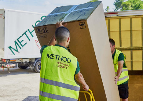 METHOD Advanced Logistics lanza un servicio de envío de artículos voluminosos entre particulares